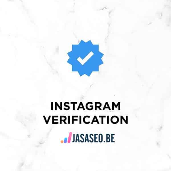 Buy Instagram Verified Badge 2020, 100% Verified Badge