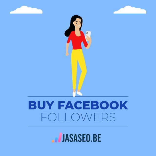 Buy Facebook Followers 100% Active and Real $0.90