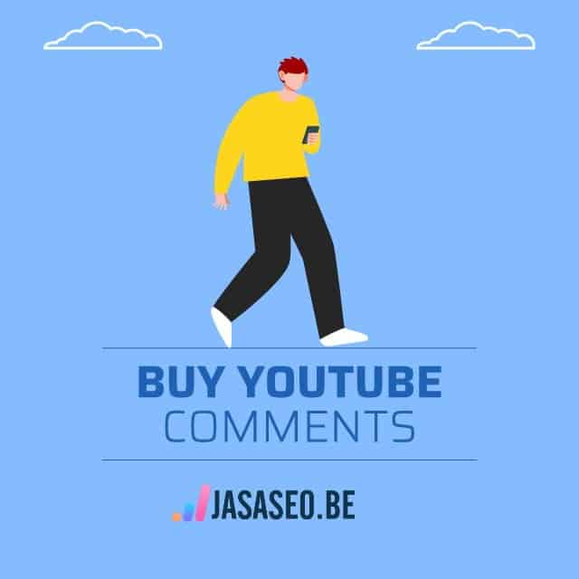 Buy Youtube Comments 100% Active & Real $1.90