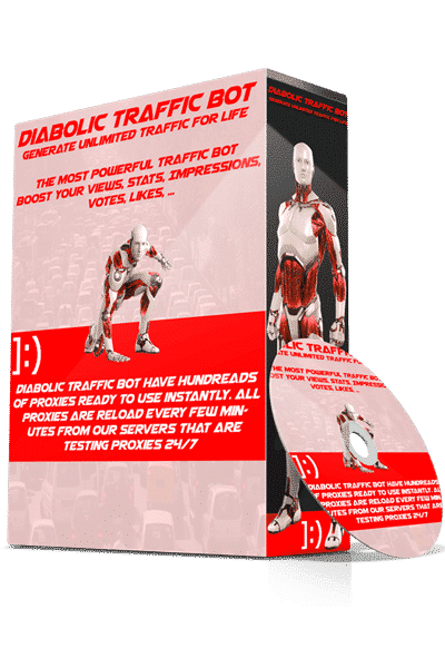 Download: Diabolic Traffic Bot v7.10 Crack Update 2020