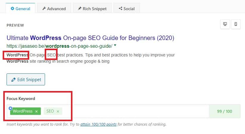 Ultimate WordPress On-page SEO Guide for Beginners (2020)